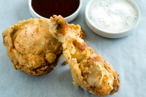SOUTHERN Fried Chicken super crispy and flavorful