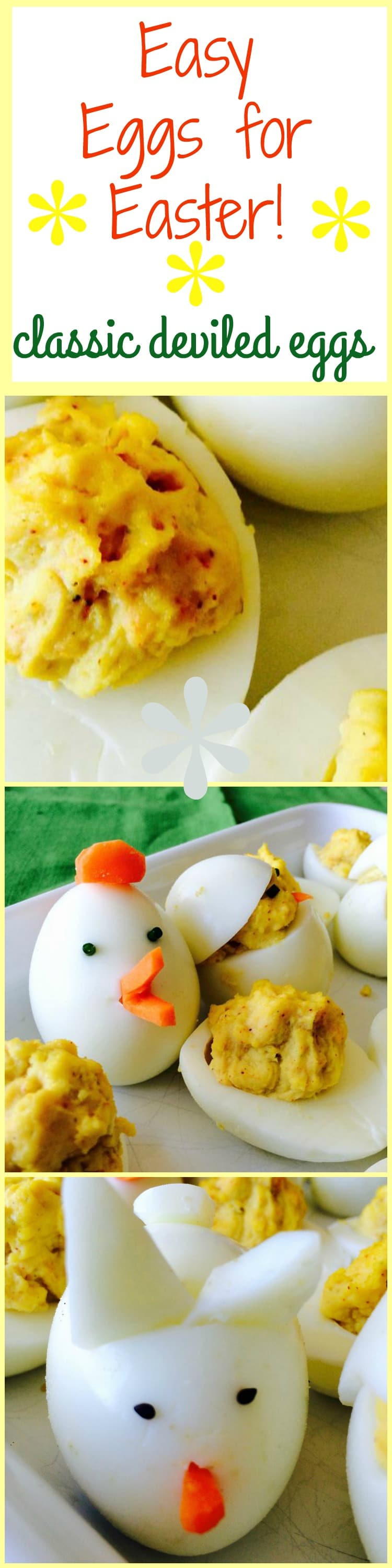 easter bunny deviled eggs west via midwest