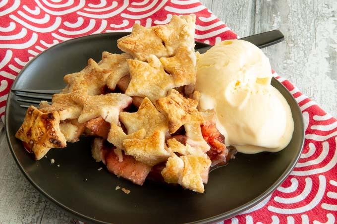 Simply delicious Cherry Apple Pie