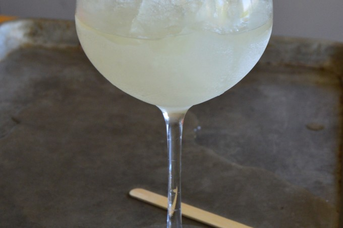 French 75 Cooler