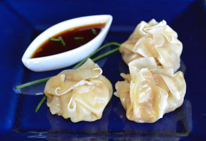 Like the restaurant quality steamed dumplings you get when dining out? These are a great copycat version of what you find in restaurants, only healthier and better tasting. Using all fresh ingredients, they are just the answer to have as an appetizer for when you have a few people over.