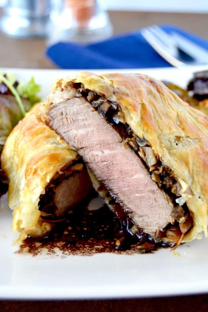 Simple Beef Wellington for Two