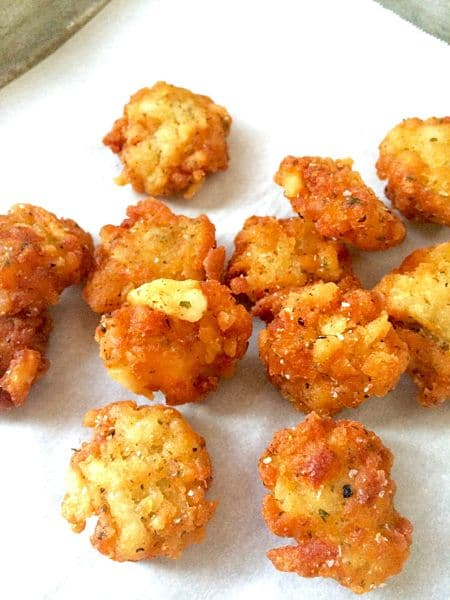 Crunchy Bite Sized Bacon Tots - West Via Midwest