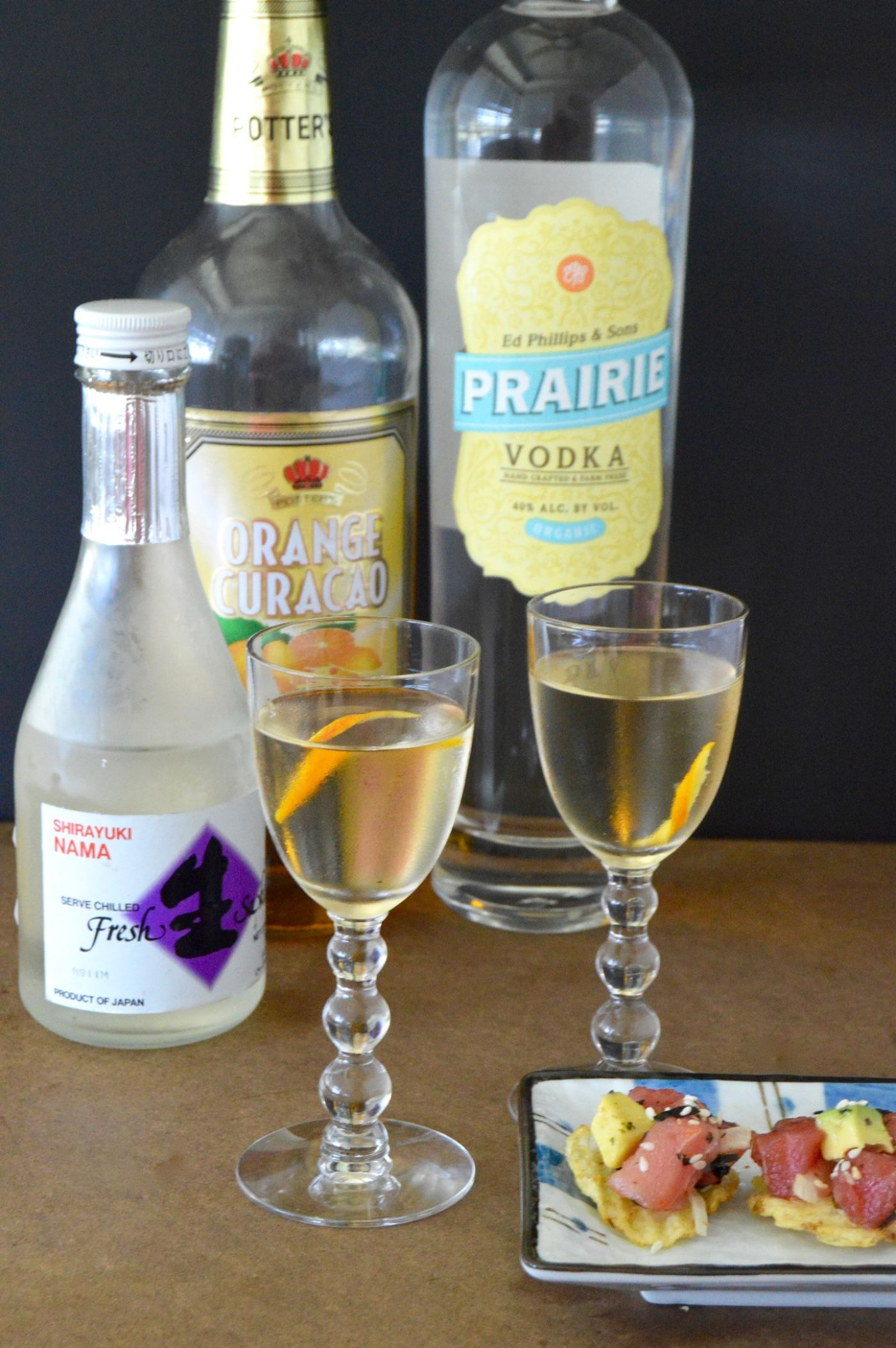 TThis Sakitini - Sake Martini is a refreshing, thirst quenching cocktail that is great with any light dish you are serving or perfect alone after a long hot day in the sun! https://www.westviamidwest.com