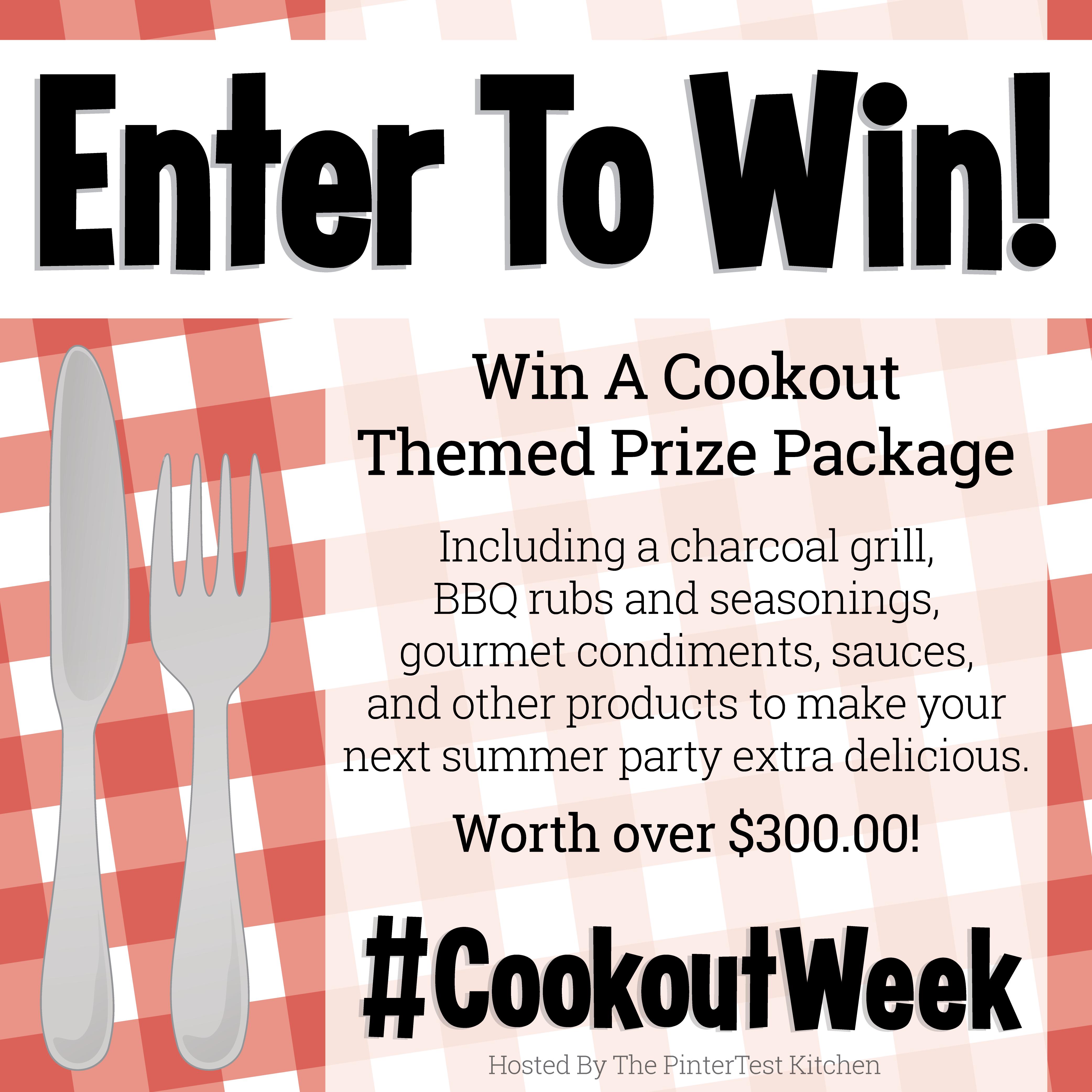 #CookoutWeek_Giveaway