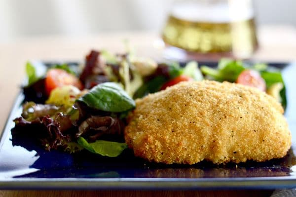 Dinner With Barber Foods Chicken Cordon Bleu West Via Midwest
