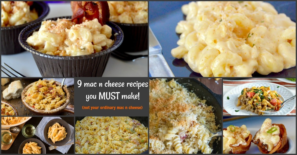 Mac n cheese round up