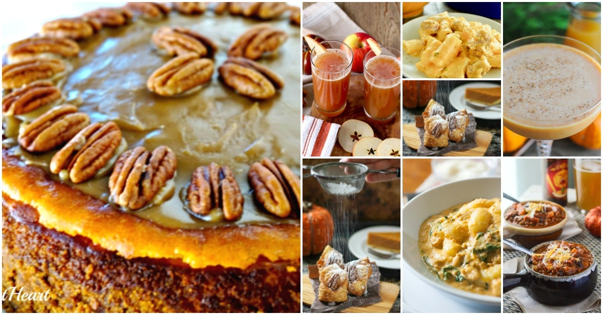 Must Make Pumpkin recipes