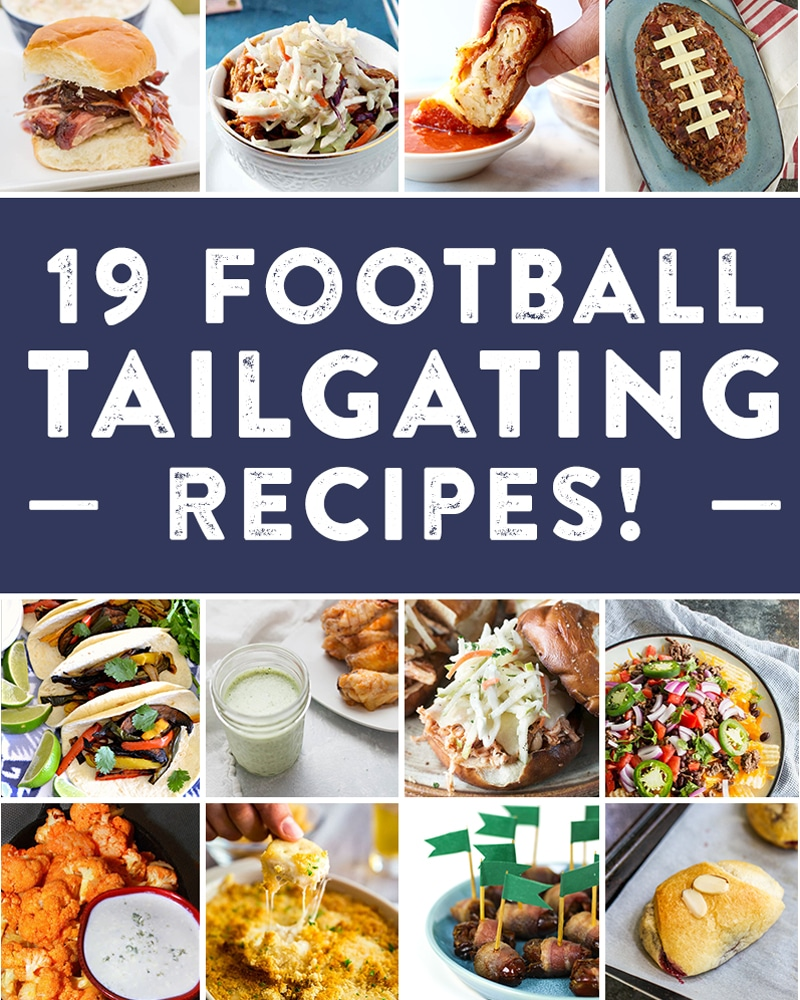 Awesome Tailgating recipes!