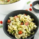 Ready to serve Chicken Pesto Pasta Salad