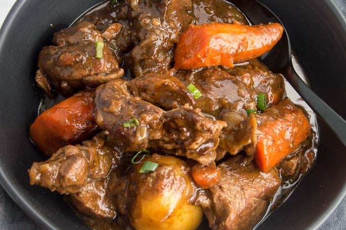 Irish Lamb Stew Guinness Recipe Video West Via Midwest