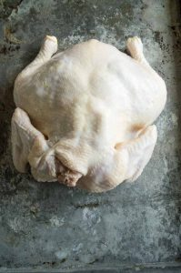 5-7 pound Roaster Chicken is the best chicken for roasting Cuban Chicken