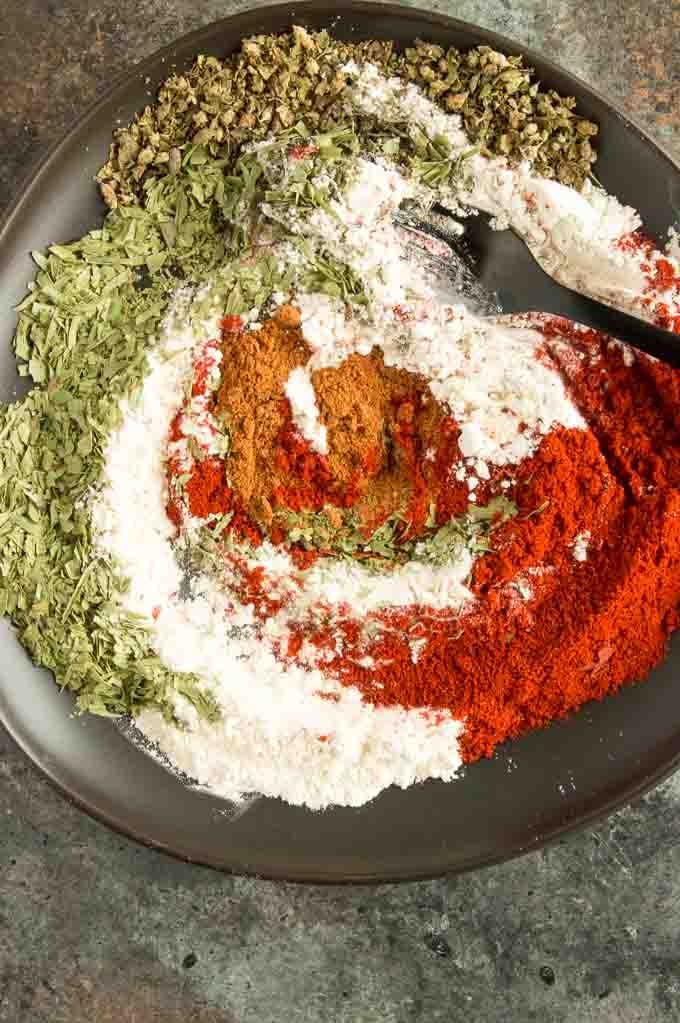 Cajun Creole Seasoning Recipe