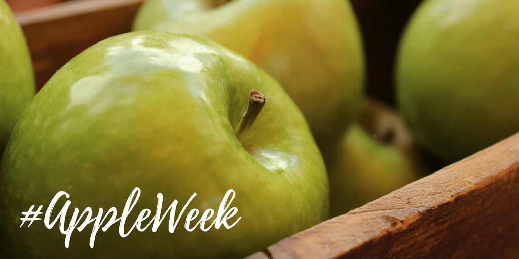 apple week 2018 banner