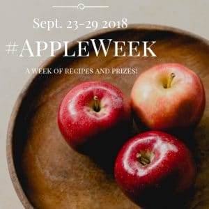 apple week giveaway with dates