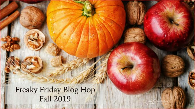 Fall themed Blog Hop Banner