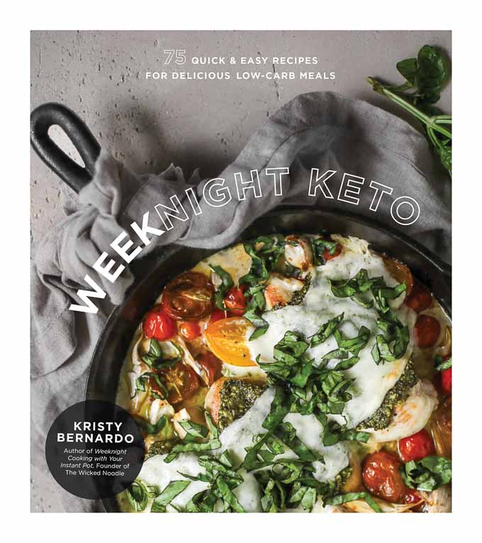 Cookbook Weeknight Keto