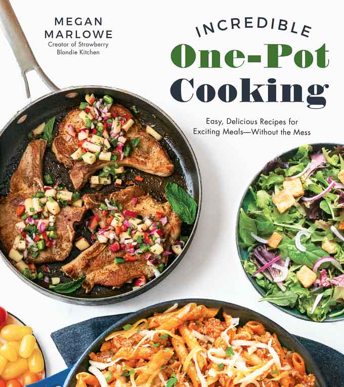 One Pot Cooking Cookbook Cover