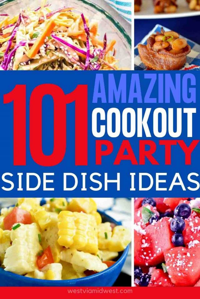 Pinterest photo for side dish ideas