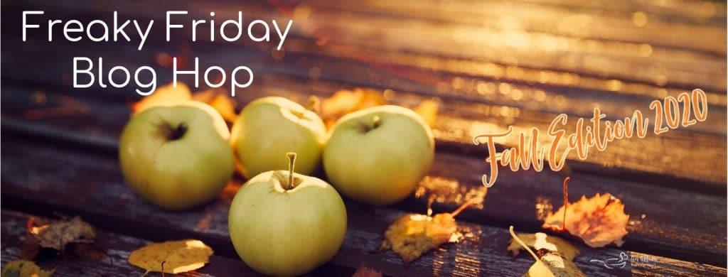 Freaky Friday Blog Hop Logo Fall 2020