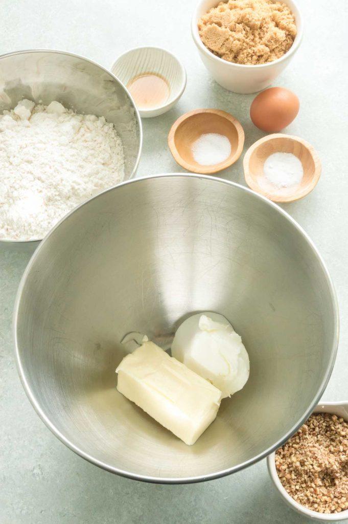 Step 1 - measure your ingredients