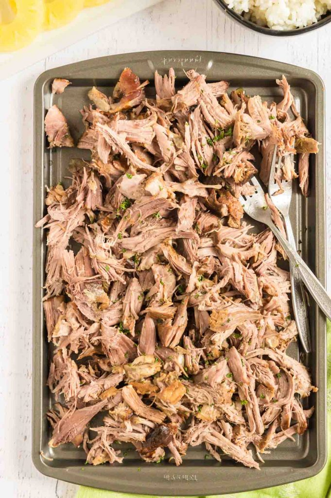 pork shredded