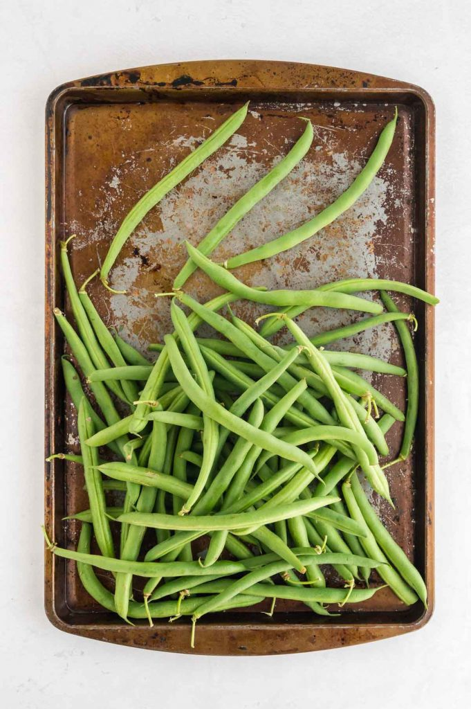 Traditional Green beans